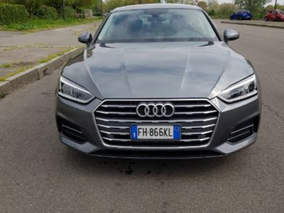 gebraucht Audi A5 SPB 2.0 TDI in leasing - leggere - 2017