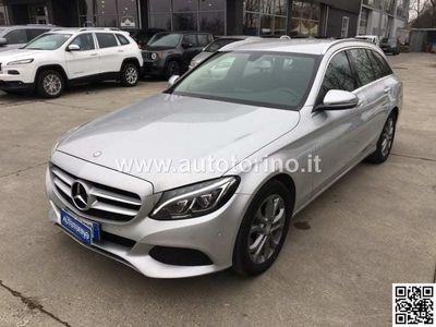 usata Mercedes 220 CLASSE C SW C SWd Sport (BT) auto
