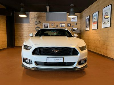 used Ford Mustang GT Fastback 5.0 V8 TiVCT - Man. - Atlanta White
