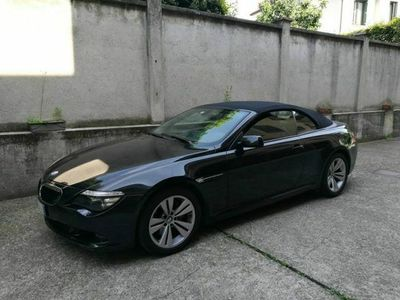 usata BMW 635 Cabriolet d cat