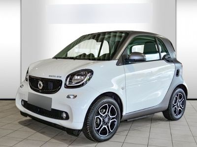 used Smart ForTwo Electric Drive Coupe Passion Klima Pdc