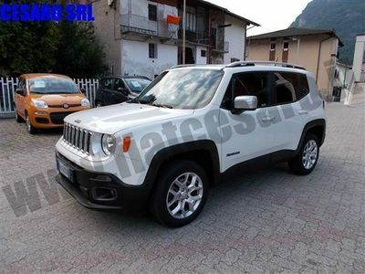 usata Jeep Renegade 2.0 Multijet 140cv 4WD Limited