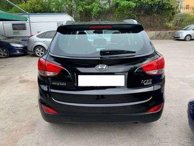 used Hyundai ix35 1.7 CRDi 2WD Comfort PELLE-SENSORI