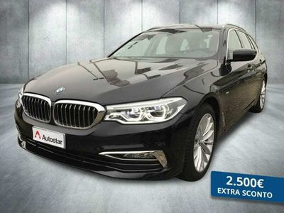 usata BMW 520 SERIE 5 TOURING d Touring Luxury auto