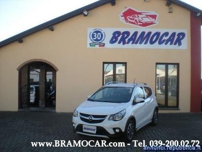 usata Opel Senator Altro ROCKS 1.0 73cv - NAVIGATORE - C.LEGA 15'' - BIANCA