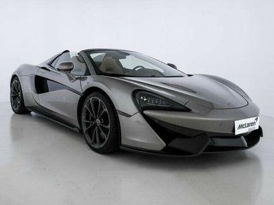 usata McLaren 570S Spider