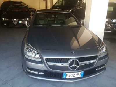 usata Mercedes 200 classe slk cabriokompressor
