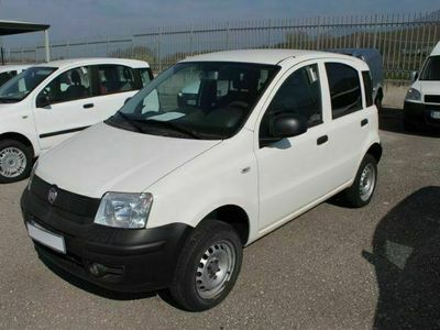 usata Fiat Panda 4x4 1.2 van 2 posti