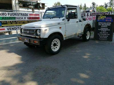 usata Suzuki Samurai Pick up 1.3 benzina del 1997