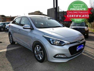 używany Hyundai i20 1.4CRDI Comfort Garanzia 5 Anni-Euro6