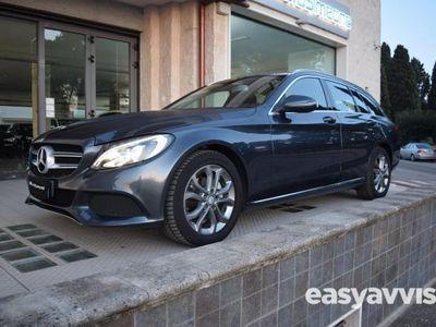 gebraucht Mercedes 200 Classe C Station Wagond Sport usato
