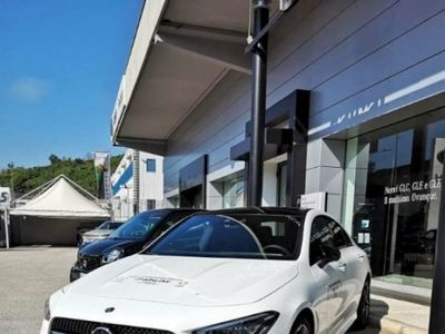 begagnad Mercedes CLA220 CLA 220 4Matic Automatic Premium4Matic Automatic Premium