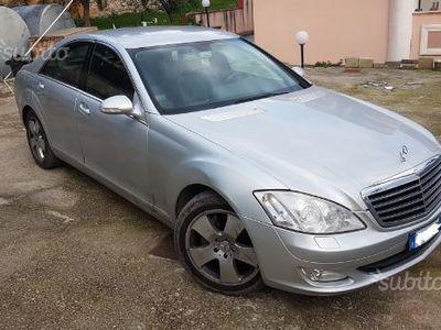 używany Mercedes 320 classe s w221cdi