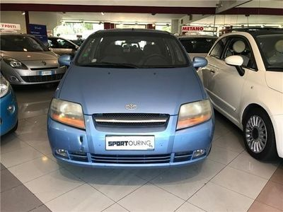 usata Chevrolet Kalos 1.4 16v Cat 5 Porte Sx Sport Piccoli Segni Usato