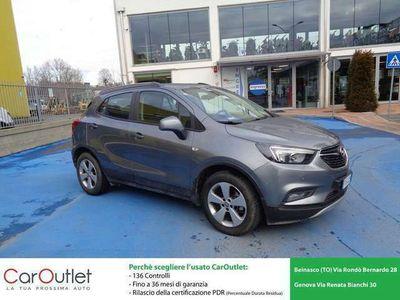 usata Opel Mokka X 1.6 CDTI Ecotec 4x2 Start&Stop Business