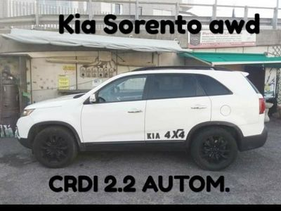 usata Kia Sorento 2.2 16V CRDI VGT 4WD Active