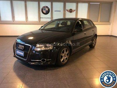 usata Audi A3 Sportback A3 1.6 tdi Young Edition 90cv