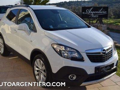 usado Opel Mokka 1.6 CDTI Ecotec 136CV 4x2 aut. Cosmo NAVI TELECAME