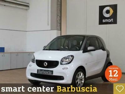 usata Smart ForTwo Coupé 3ªs.(C/A453) 90 0.9 Turbo twinamic Nightrunner Top