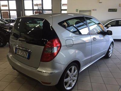 usata Mercedes A180 CDI Coupé Avantgarde Aut.