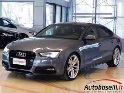 usata Audi A5 Sportback 2.0TDI 150CV S-LINE PELLE XENO LED Diesel