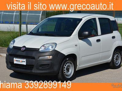 usata Fiat Panda 1.2 Van 2 posti pochi km 25500 tagliand