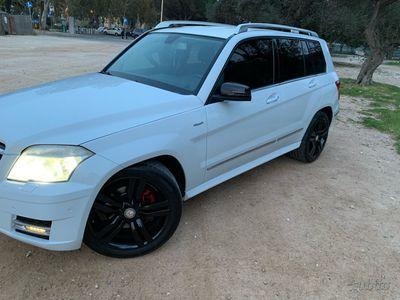 usata Mercedes GLK250 cdi 4 matic sport