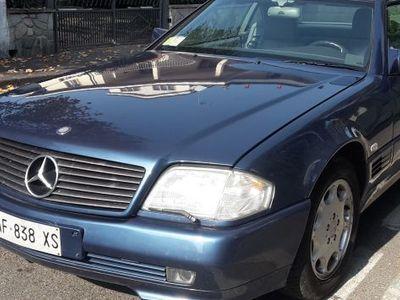 usata Mercedes SL320 Automatica W129 ASI 1994