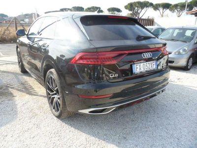 usata Audi Q8 50 tdi 286 cv s line tetto pari al nuovo