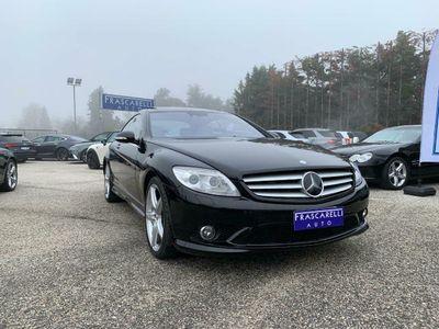 used Mercedes CL500 4Matic Sport /KM DOC./1 proprietario/bellissima!!!