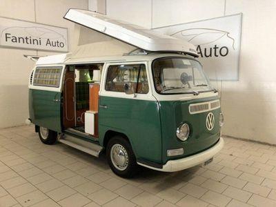 usata VW T2 WESTFALIA ATTREZZATO D'ORIGINE PER IL CAMPEGGI0 DEL 1970
