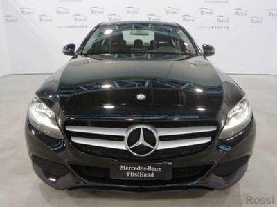 używany Mercedes C180 d Business (BT) auto
