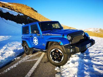 usata Jeep Wrangler 2ª serie - 2015