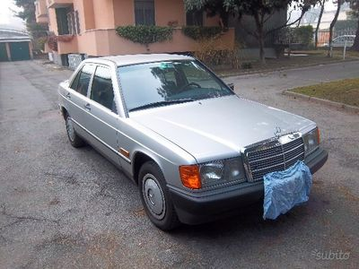 used Mercedes 190 - 1984