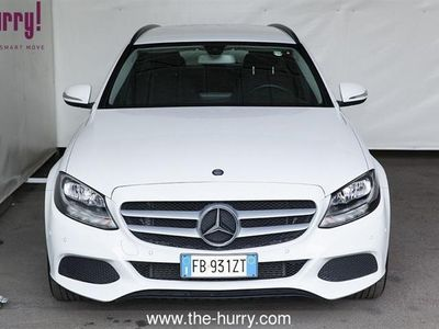 usata Mercedes C220 CLASSE Cd S.W. Automatic Business