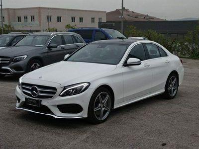 usata Mercedes C250 d 4Matic Automatic Premium
