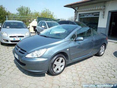 usado Peugeot 307 CC 1.6 cabrio ,gpl seminuovo,km garantiti