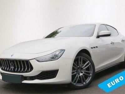usata Maserati Ghibli 3.0 diesel 275 cv business plus
