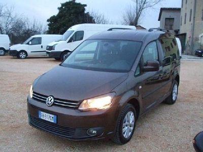 brugt VW Caddy Maxi 1.6 TDI 102 CV 5p.Comfortline