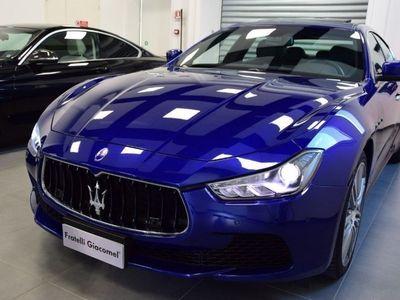 used Maserati Ghibli Ghibli3.0 S Q4 del 2015 usata a Assago