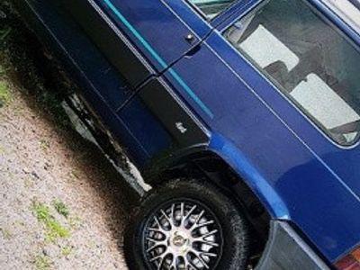 käytetty Fiat Panda 4x4 1100 i.e. cat 4x4 Country Club