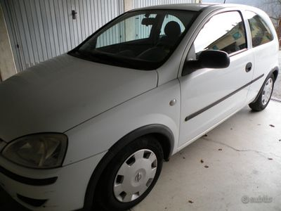 usata Opel Corsavan 1.3 cdti 2 posti aria condizionata