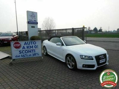usata Audi A5 Cabriolet 2.0 TDI F.AP. usato
