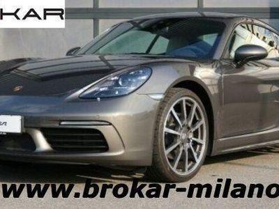 usado Porsche 718 Cayman2.0 PDK + PAS + Fari LED