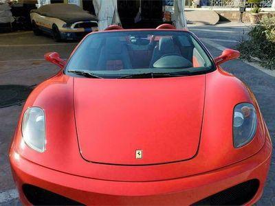 usata Ferrari F430 Spider F1 / Ceramica / Navi / Carbonio