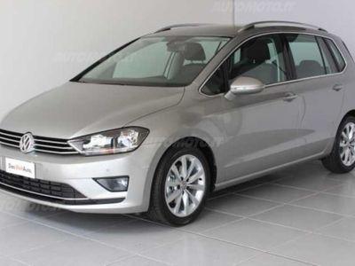 usata VW Golf Sportsvan 1.6 TDI Trendline BlueMotion Technology nuova a Parma