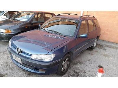 usata Peugeot 306 1.9 Turbodiesel Station Wagon Xt Dt Usato
