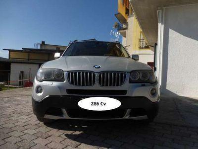 usata BMW X3 3.0sd cat Futura