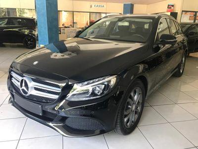 used Mercedes C180 d S.W. Auto Premium