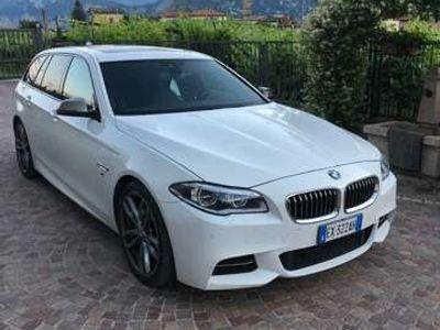usata BMW 550 550 Seriexd touring m sport motore nuovo